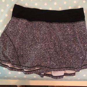 Lululemon Speckled Skirt